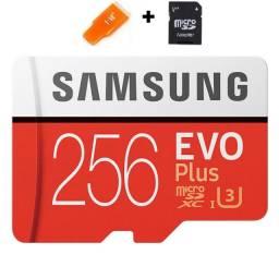Cartão de Memória Sansung 256GB