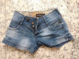 Short jeans tam40