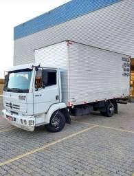 Caminhão Baú 914 ano 2000