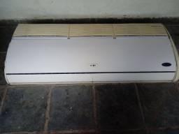Ar condicionado piso teto