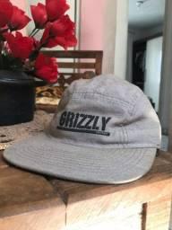 Boné grizzly FIVE PANEL
