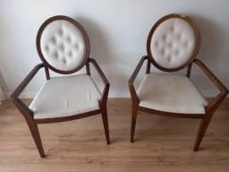 Cadeira em madeira Etna - leia o anúncio