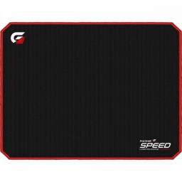 Mouse Pad G amer (440x350mm) Speed MPG102 Vermelho Fortrek