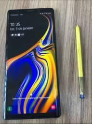 Troco Samsung Galaxy Note 9 por IPhone Xs