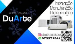 Instalação,Manutenção em Ar Condicionado