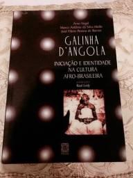 Livro Galinha D Angola