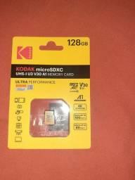 Cartão de memória KODAK 128 gb