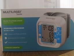 Medidor de Pressão Multilaser HC204 Novo