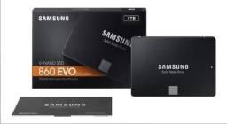 SSD Original Samsung 860 evo 1 TB Sata 3 (Novo Lacrado)