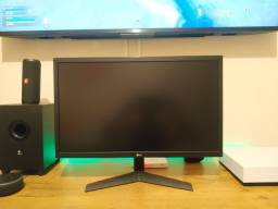 Monitor Gamer LG Led 24 Polegadas 144hz 1ms