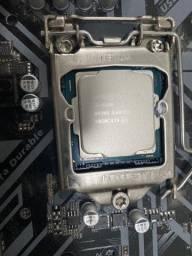 Processador Intel I3-8100 8a Geração- Pouco tempo de uso PREÇO EXTRA