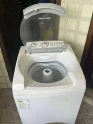 Máquina de lavar roupa 8k Brastemp