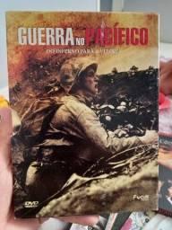 Coleção Guerra no Pacífico 4 DVDS Box Especial