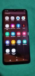 Samsung Galaxy A20s original novo funcionando tudo acompanha acessórios por 680