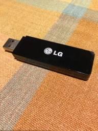 Adaptador Wireless USB Dongle LG
