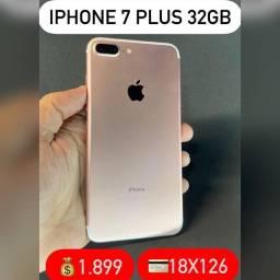 IPHONE 7 PLUS, 32GB    PROMOÇÃO!!!!!!!