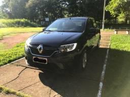 Renault Logan ZEN - IPVA 2021 PAGO