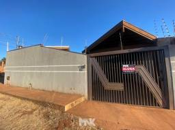 Casa para aluguel, 2 quartos, 1 suíte, 2 vagas, Guanandi II - Campo Grande/MS