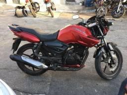 Vendo moto Dafra aparche
