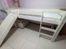 Cama infantil TokStock sem colchão