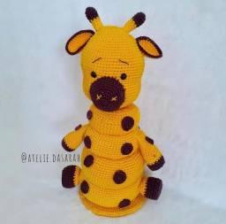 Girafinha de empilhar
