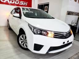 Corolla 1.8 gnv gli 16v flex 4p automatico impecavel 2017