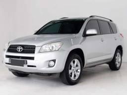 Título do anúncio: Toyota Rav4 2011 com parcelas de 714,00