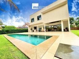 Casa à venda com 4 dormitórios em Residencial aldeia do vale, Goiânia cod:M24SB1056