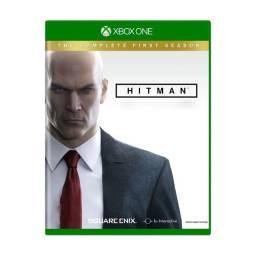 Jogo Hitman A Primeira Temporada Completa Xbox One