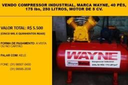 Vende se Compressor