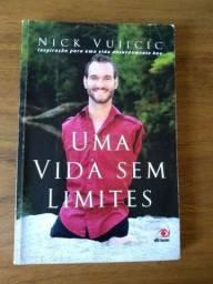 Livro - Uma vida sem limites - Nick Vujicic