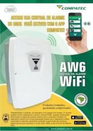 Central de alarme R$599,00