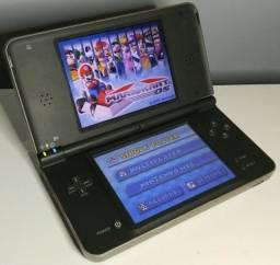Nintendo Dsi XL LL - Destravado com 4gb