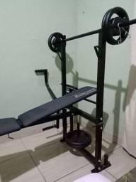 Aparelho de musculação