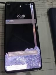 S10 Samsung preto