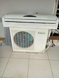 Ar condicionado+Instalação