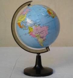 Globo Terrestre Do Mapa Do Mundo Giratório Novo