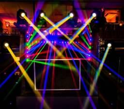 Dj Som e Iluminação para festas e eventos
