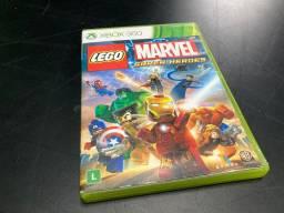 Jogo LEGO Marvel de Xbox360