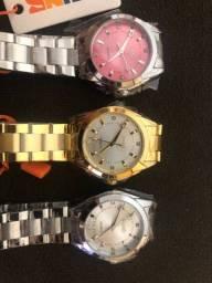 Relógio feminino TOP SKMEI original