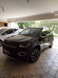 Jeep Compass Limited 2018 - Teto e High Tech