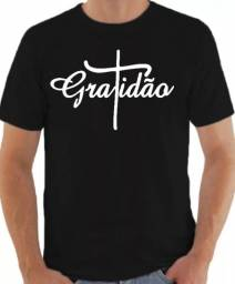 camiseta gratidão