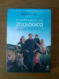 Livro - Compramos um zoológico - Benjamin Mee