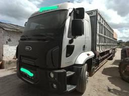 Caminhão Ford cargo 2429  ano 2015cabine lêito boiadeiro