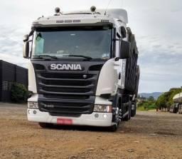 Scania R400 2014 documentado Roll-on Roll-off