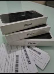 IPHONE 11 64GB Preto - LACRADO COM NOTA FISCAL