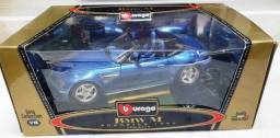 Bburago 1:18 Bmw Z3 M Roadster 1996 Goldeneye 007 Miniatura metal