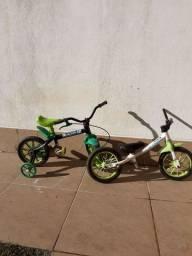 Duas bike criança