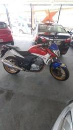 Honda cb300 cc 2011