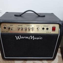 Amplificador Warm music 208 GT